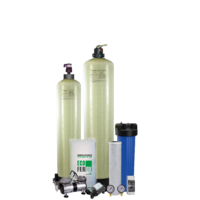 Фильтры очистки воды из скважины Система с аэрационной колонной - «Старый добрый аэратор»-4 мг/л