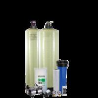 Фильтры очистки воды из скважины Система с аэрационной колонной - «Старый добрый аэратор»-6 мг/л