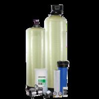 Фильтры очистки воды из скважины Система с аэрационной колонной – «Старый добрый аэратор» - 8 мг/л
