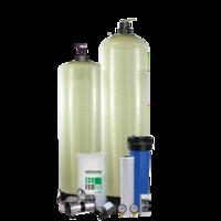 Фильтры очистки воды из скважины Система с аэрационной колонной «Старый добрый аэратор»-8 мг/л
