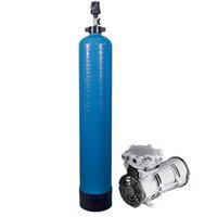 Очистка воды аэрацией. Системы аэрации Система компрессорной аэрации Air Flow-0844