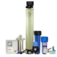Комплексные системы водоочистки Экологичный фильтр природных вод «Поставил и забыл»–3 мг/л