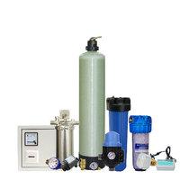 Комплексные системы водоочистки Экологичный фильтр природных вод «Теперь в доме можно жить»–4 мг/л