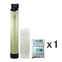 Фильтры природных вод на основе ионообменных смол Умягчитель ECO-B 0844-F63C3
