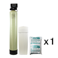 Фильтры природных вод на основе ионообменных смол Умягчитель ECO-B 1054-F63C3