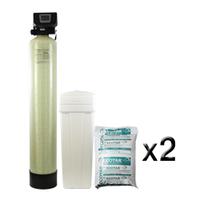 Фильтры природных вод на основе ионообменных смол Умягчитель ECO-BС 1354-F63C3
